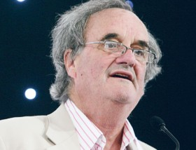 Sir Mark Tully (Gulf News)
