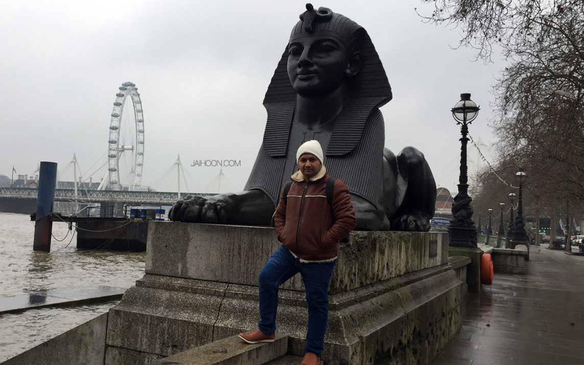 Cleopatra's Needle, Victoria Embankment, London
