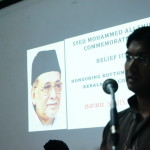 Sayyid Shihab for the Shabab : His life and Message for the Youth (Jaihoon's speech)