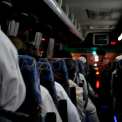 Bus to Hotel