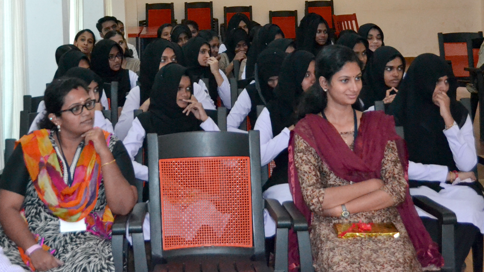 Jaihoon talk at Ideal College, Kadakassery