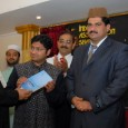 Mohd Zaheeruddeen, President of Iqbal Academy Hyderabad, releases the revised edition of the spiritual travelogue