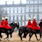London Parades and Palaces