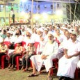 Fotos from the grand event of the Islamic university in Kerala
