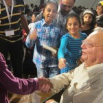 Children don't flatter to impress : Ruskin Bond at SIBF
