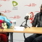 I cried when writing Aadujeevitham : Benyamin at SIBF