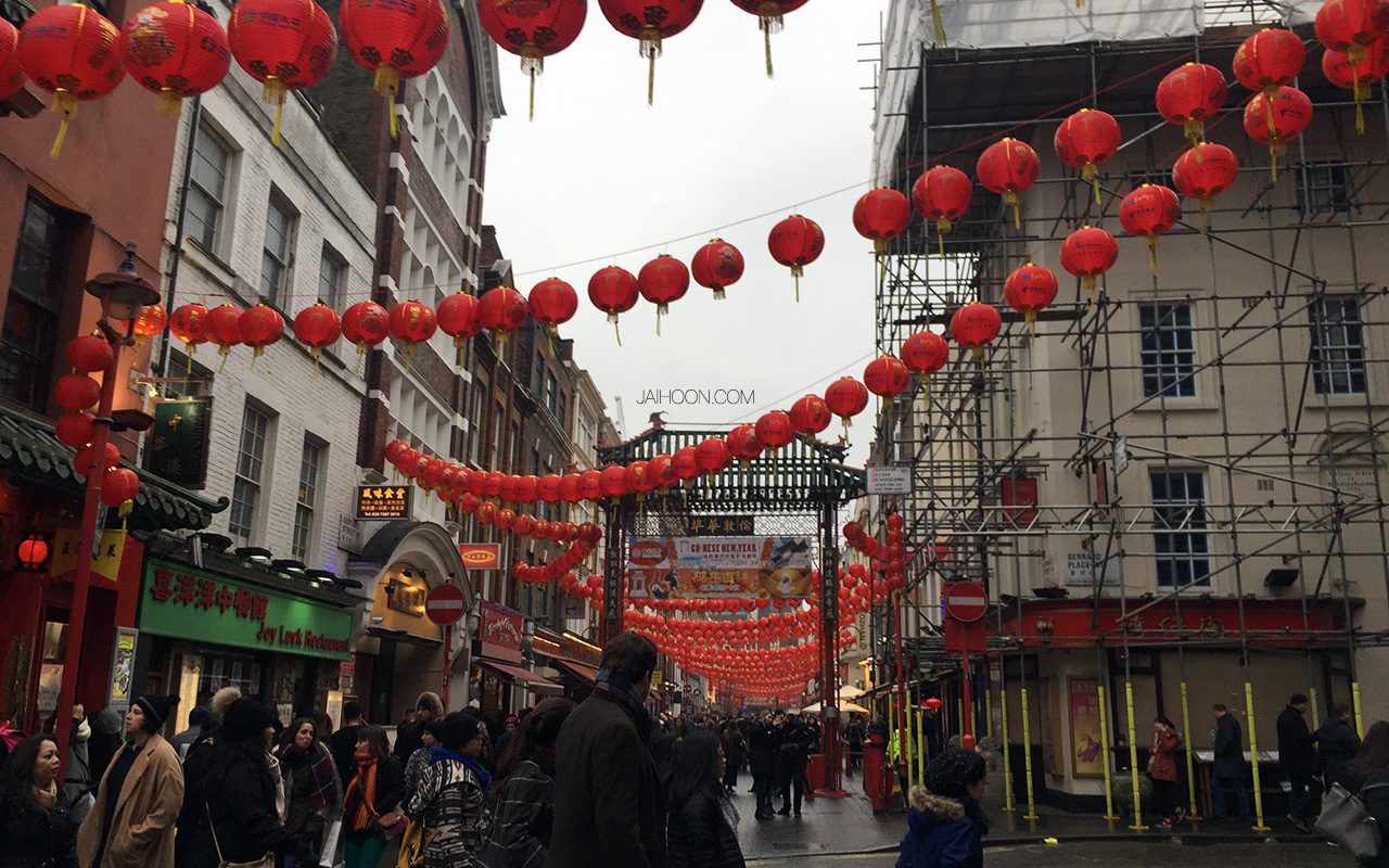 Leicester China Town