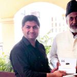 'Slogans of the Sage' presented to Jamat-e-Islami Hind VP