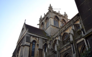 Our Lady and the English Martyrs, Cambridge