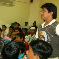Inaugurating the Teens India Summer Camp (2009) in Dubai, Jaihoon warned the children of virtual 'Harry Potters' who dissuade us from our dreams and play with our concepts of reality.