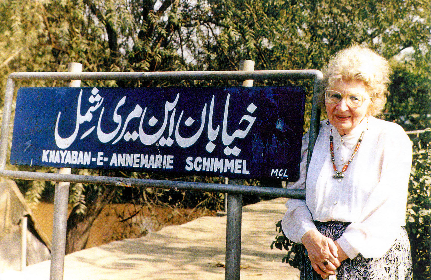 Annemarie Schimmel, whom we are remembering today, has been a larger than life scholar in the great tradition of German scholarship