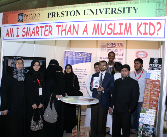 Dr Wasim Ahmad, Head of Islamic Studies, Preston University launched the book in Dubai