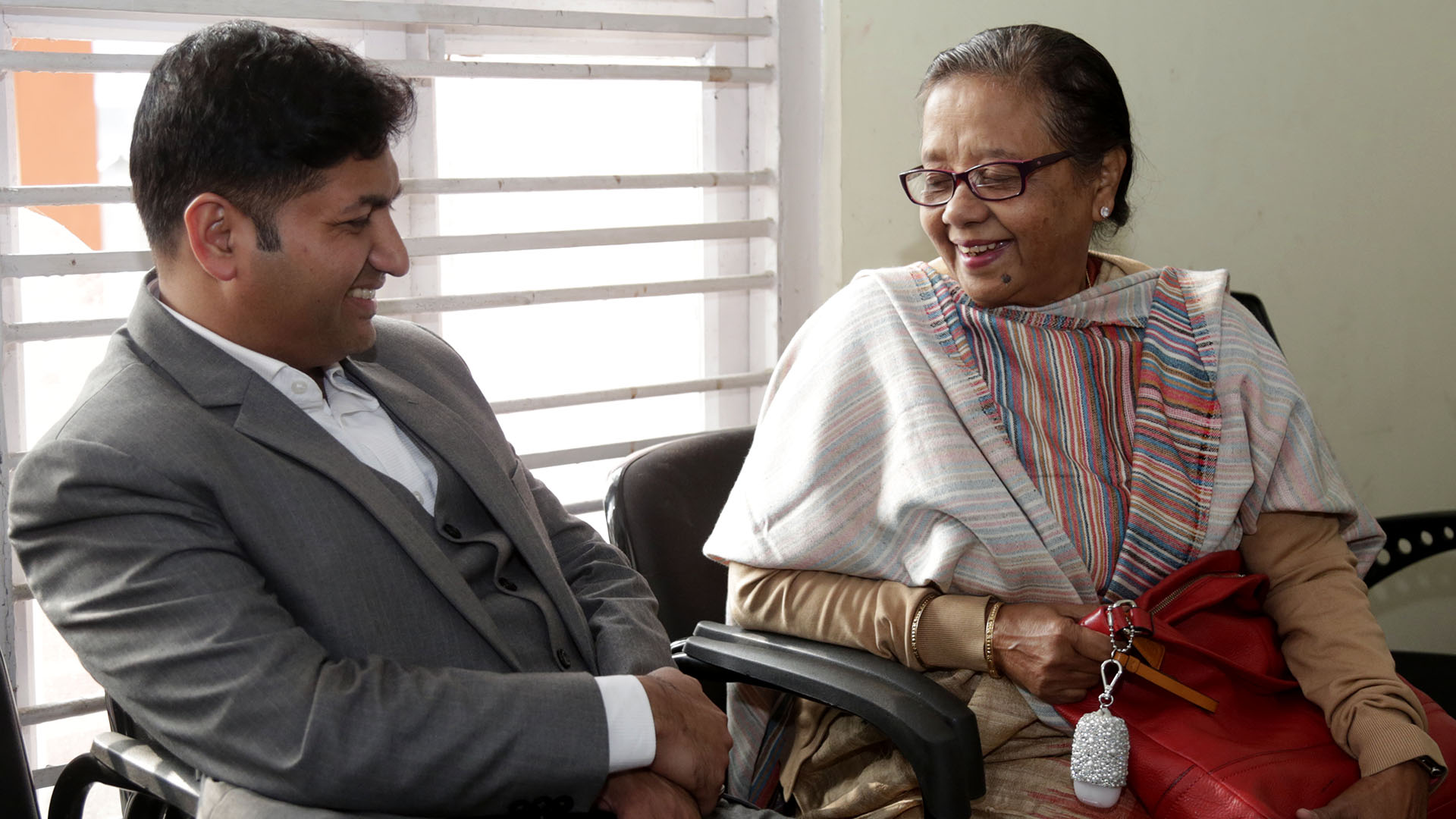 Mujeeb Jaihoon In conversation with Dr. Raina Khanum Mazumdar, Retd. Prof., Arabic Department (Gauhati University)
