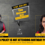 Foreign Policy Is Not Attending Birthday Parties: Dr. Shama Mohamed
