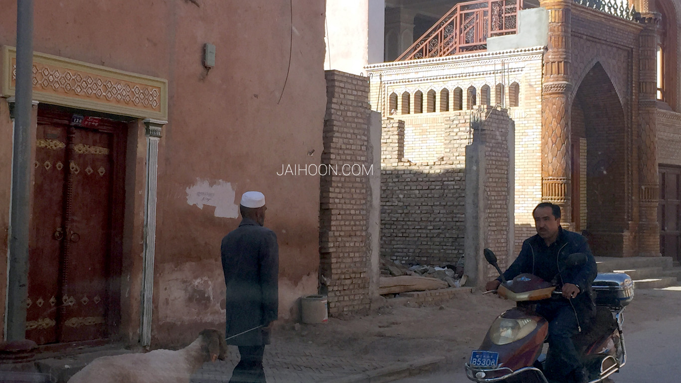 Old city, Kashgar