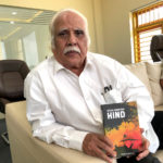 Former Calicut Uni. VC Presented with Jaihoon's Historical Fiction