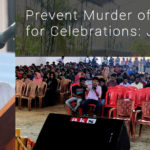 Prevent Murder of Nature for Celebrations: Jaihoon