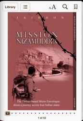 Mission Nizamuddin for iBooks on iPad