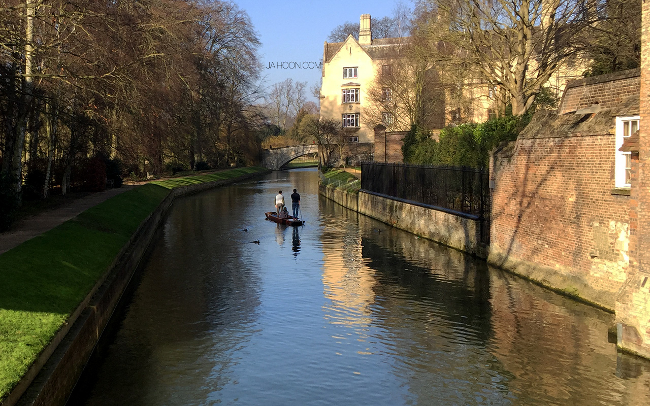 River Cam - University of Cambridge