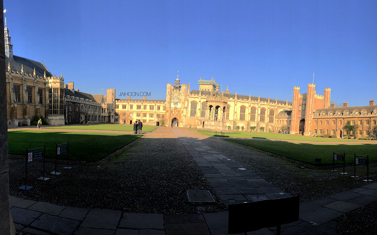 Trinity College, University of Cambridge