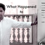 What happened to poetry?