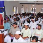 Jaihoon addressing Teachers Training, Darul Hidaya
